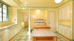 Confirmed: the house that Mad Men creator Matthew Weiner and architect wife Linda Brettler are selling is the lovely be-tiled number recently featured in the New York Times. Some serious tile (and...