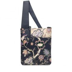 Shop our medium leather Sanderson cross body bag, perfect for adding a vintage floral feel to your look. Free returns from Radley London. Leather Crossbody Bag, Leather Handbags, Radley Handbags, Vintage Floral, Reusable Tote Bags, Pocket, London, Classic, Cross Body