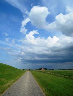 Het Bildt, Friesland.