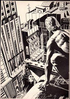 Blade Runner jMarvel 1982) by Al Williamson & Carlos Garzon