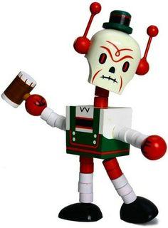 Deathbot - Lederhosen