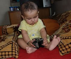 Marziya Shakir Child Born Of A Camera