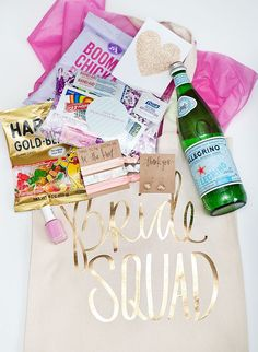 Diy Wedding Details That Are So Easy Inspired By This Gift Bags