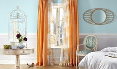 Wall and window treatments