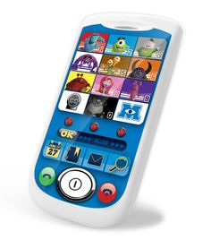 Monsters University Mike and Sulley's Smartphone