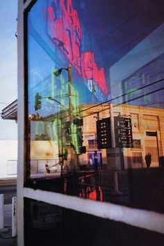 WILLIAM EGGLESTON - Blind Spot, September 2001