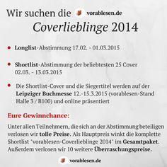 Macht mit bei der Wahl der vorablesen-Coverlieblinge 2014!