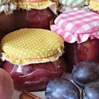Pickles, Plum, Muffin, Dessert Recipes, Homemade, Fruit, Breakfast, Food, Gift