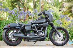 Licensed Limited Edition Sons of Anarchy Harley-Davidson Motorcycle - Customized 2010 HD Street Bob
