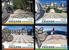 Postage Stamps - Portugal [PRT] - Portuguese Pavement