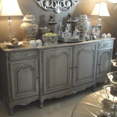 French Oak Sideboard, Antique | Furniture | Chests & Sideboards | Farriers