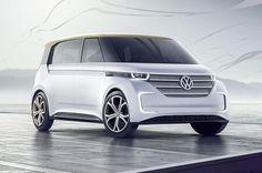 VW BUDD-e, 2016