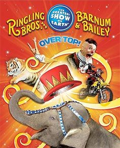 Ringling Bros. and Barnum & Bailey Circus,  They treat the animals like family    =)