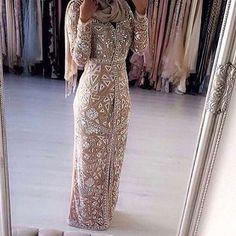 This dress  YAY or NAY? #hijabambassadors #hijab #hijabstyle #hijabi #hijabfashion #giveaway #hijabista #hijabmurah #hijablook #modestfashion