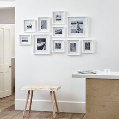 Picture Gallery Large Wall Photo Frame Set