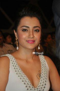 Trisa hot look #trisa #hot #tamil