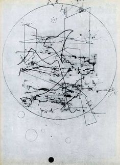 Martin Davorin-Jagodić recordings,  extremely intricate graphic scores.