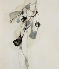 art journal - expression through abstraction — artpropelled: Myong Stebbins Abstract Watercolor, Watercolor And Ink, Abstract Art, Art Floral, Art Et Illustration, Art Design, Botanical Art, Oeuvre D'art, Art Techniques