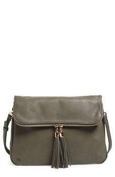 ed1a507fb0 BP. Foldover Crossbody Bag available at  Nordstrom Cute Handbags