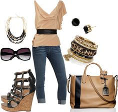 """""""Lovely Weather We're Having"""" by deborah-simmons on Polyvore"""