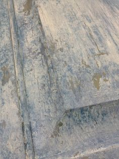 love this paint finish by Stacey at Faux Studio Designs