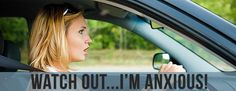 Driving my car gave me an instant panic attack. Causes Of Panic Attacks, Anxiety Panic Attacks, Panic Attack Treatment, Anxiety Therapy, Signs Of Anxiety, Understanding Anxiety, Stop Light, Don't Panic