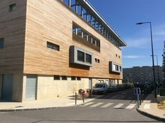 v2com newswire | Institutional Architecture | Cultural and Social Center of Valence - Bureau Architecture Méditerranée  @  Bureau Architecture Méditerranée<br>