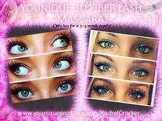 Gotta get some of this lash crack ladies!!! I don't go a day without it!