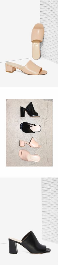 Must-have mules from Maryam Nassir Zadeh, Dolce Vita, Jeffrey Campbell and  more