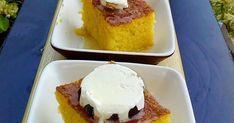 ΑΦΡΑΤΟ ΕΥΚΟΛΟ ΓΛΥΚΟ ΡΕΒΑΝΙ!!!!   Χτυπάμε 5 αυγά(σε θερμοκρασία δωματίου), με 1 φλιτζάνι τσαγιού ζάχαρη 5 λεπτά  Προσθέτουμε,1 φλιτζάνι ... Sweets, Blog, Gummi Candy, Candy, Goodies, Blogging, Treats, Deserts