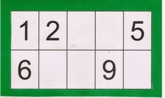 3 bingo de números