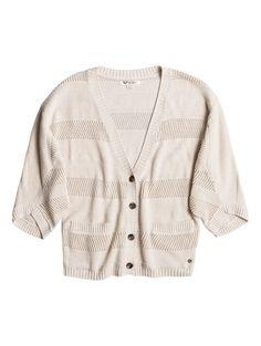 Roxy Sweater »Fluffy Snow«