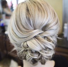 30 Most-Pinned Beautiful Bridal Updos | Elegant Twist