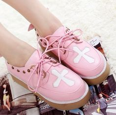 Korean shoes wholesale platform trendy sneakers CZ-2910 pink size 36