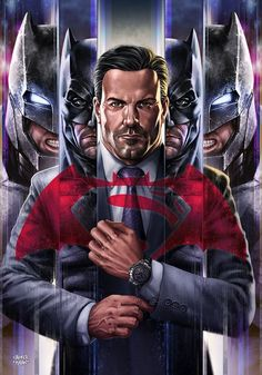 D.C. Comics: Bruce Wayne/Batman