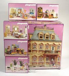 Las cajas - Boxes :: Playmobil 1900