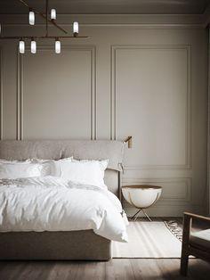 Ikea Bedroom, Home Bedroom, Master Bedroom, Bedroom Decor, Bedrooms, Wall Decor, Wall Art, Classic Interior, Home Interior Design