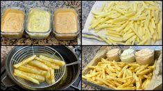 ضاع عمرك و انت تقلي البطاطا بطريقة خاطئة جبت ليك بطاطا المطاعم مع سر الق...