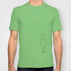 Gorlomi T-shirt by Adrián Peñalver - $18.00