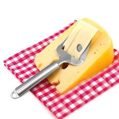 Stainless Steel Cheese Slicer Cheese Grater Cake Cutter Butter Kitchen Tools OPT