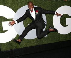 Pin for Later: The GQ Men of the Year Party Was Basically a Room Full of Sexy Men Terry Crews
