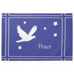 Peace Dove Kitchen Towels  #Peace #Dove #Towel