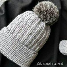 Дорогие мои подписчики, @khaziullina_knit делится бесплатным описанием вот такой шапочки. Спасибо ей за это🌼 Схема и краткое описание в… Beret, Knitting Projects, Mittens, Knitted Hats, Knit Crochet, Scarves, Winter Hats, Crochet Patterns, Weaving