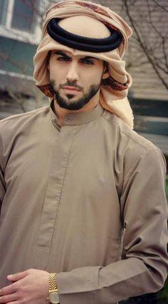 Omar Borkan Al Gala, Iraqi-Canadian model. He was born in Iraq and lives in Vancouver, Canada.