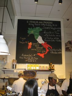 #New-York : #Eataly's #panini