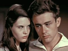 James Dean and Lois Smith's screen test for East of Eden, 1955