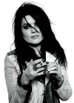 Such big love for Alison Mosshart (she's in The Kills - if you haven't heard them, you need to! Go now).