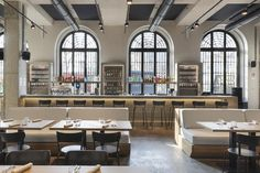 This hip hostel is set in a former fire house dating to 1883 and abandoned for 20 years. The hostel is located in the Porto Palazzo neighborhood, near Europe's largest multi-ethnic market. It houses a bar-restaurant, a radio station and a boutique.
