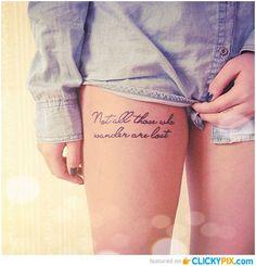27 Inspirational Tattoos To Wake Up Motivated Everyday