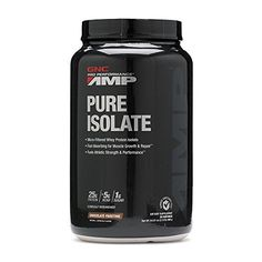 GNC Pro Performance AMP Pure Isolate Protein  Chocolate Frosting 213 lbs * Read more reviews of the product by visiting the link on the image. #ProteinDrinks